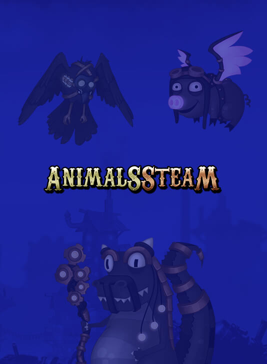 Animals Steam game