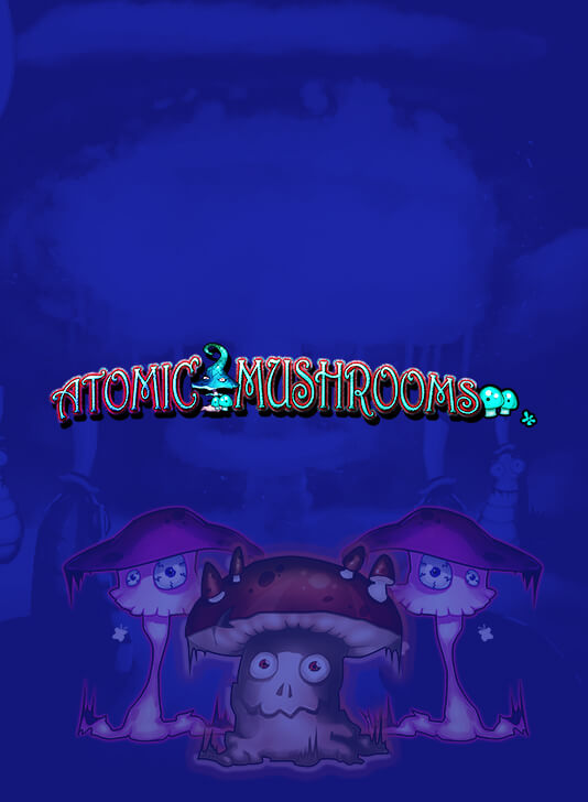Atomic Mushrooms game