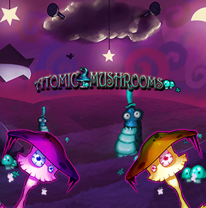 Atomic Mushrooms Game Image