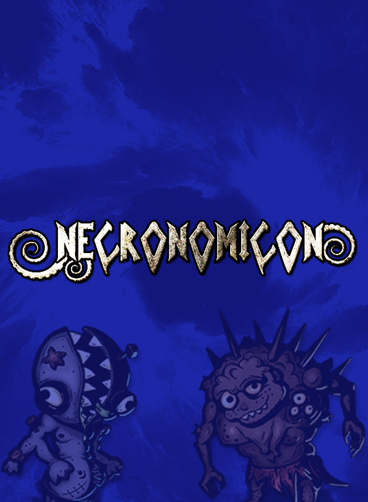Necronomicon game