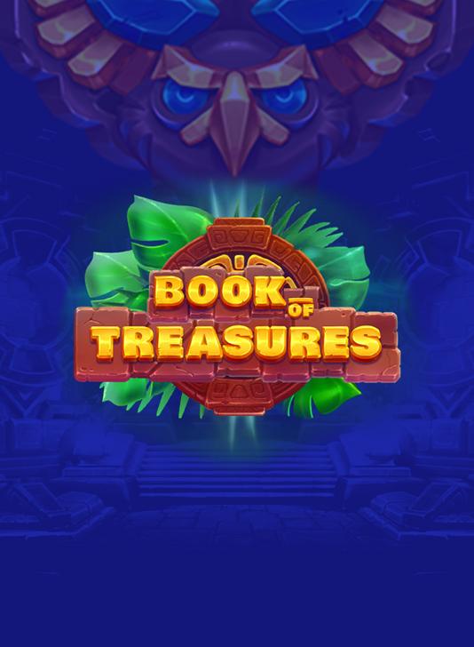 Book of Treasures game