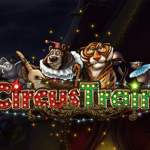 Circus Train Game Image