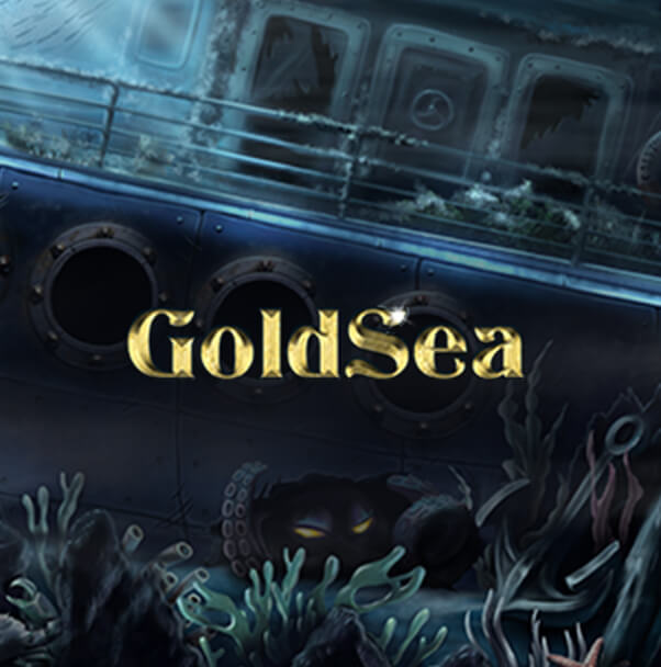 Gold Sea Game Image