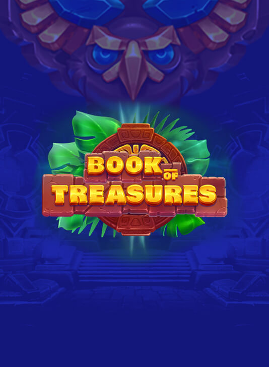 Book of Treasures game