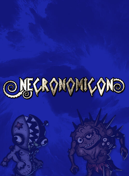 Necronomicon game
