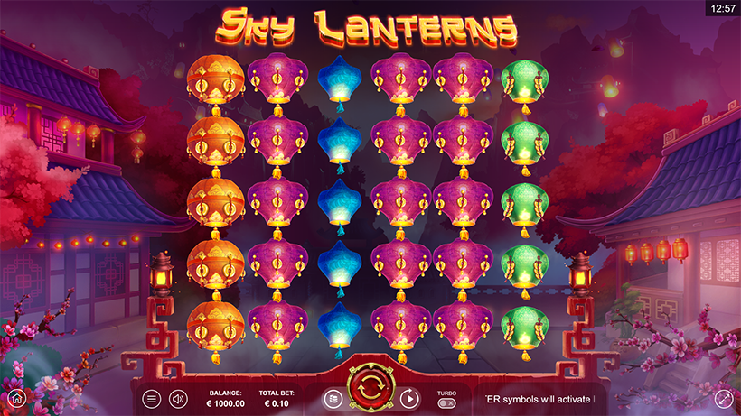 Sky Lanterns by ⚡⚡⚡ThunderSpin - Power of Gaming