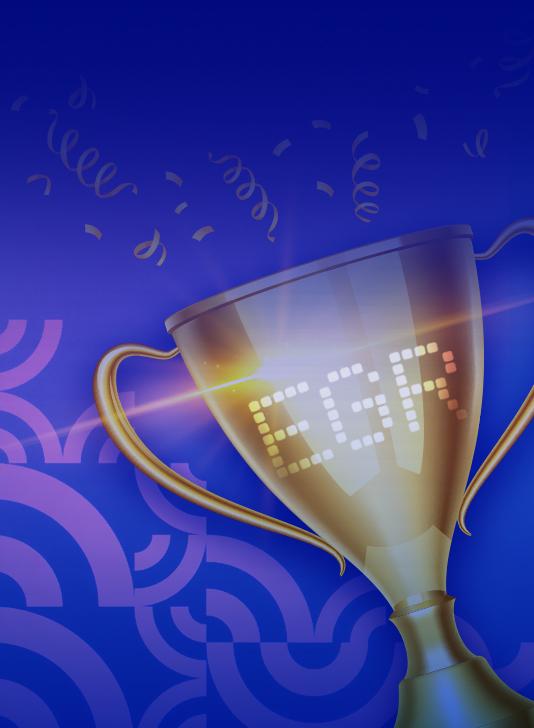 ThunderSpin shortlisted at EGR Awards 2021: B2B, M&I, North America
