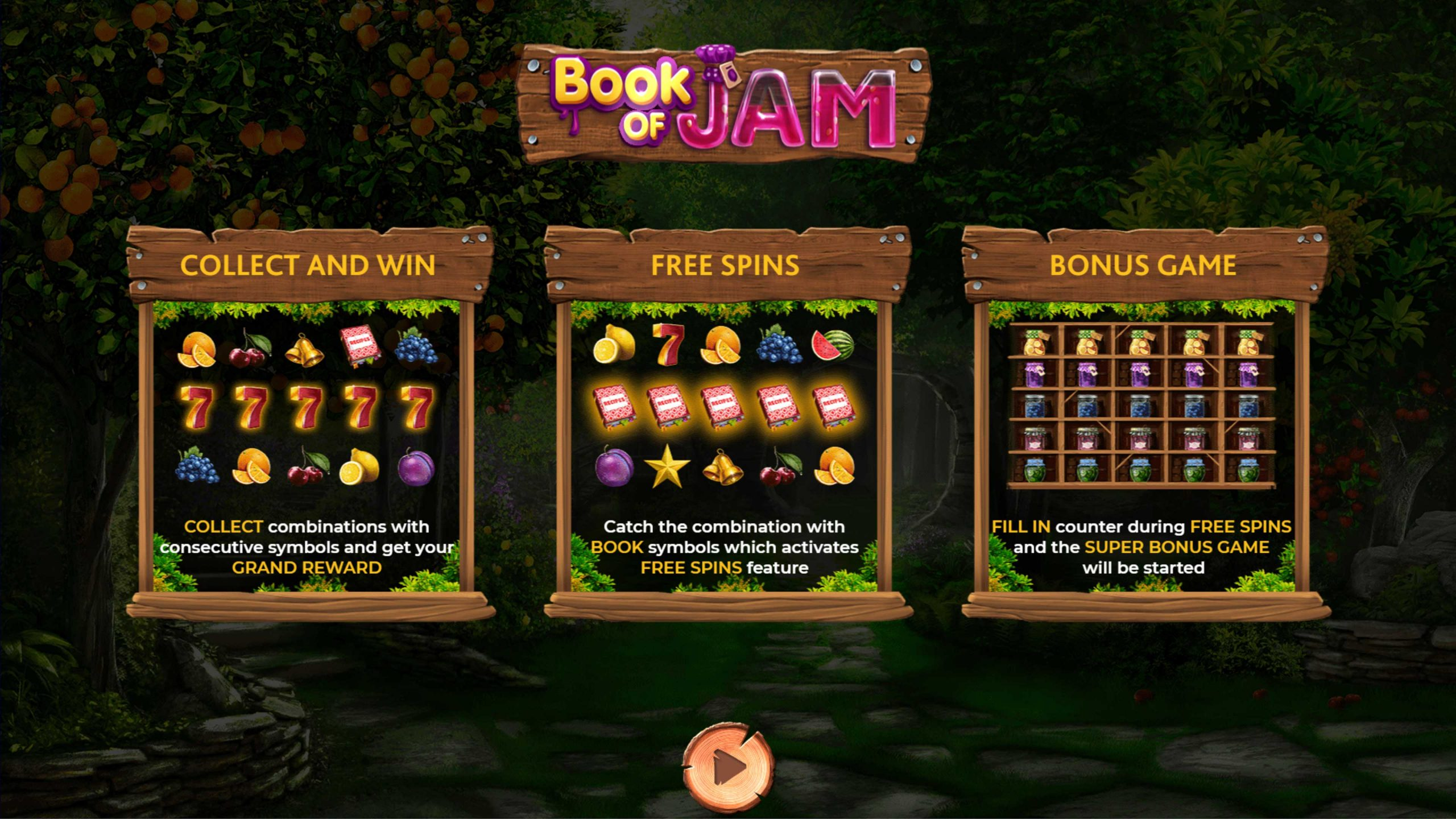 Book of Jam by ⚡⚡⚡ThunderSpin: Brief Rules